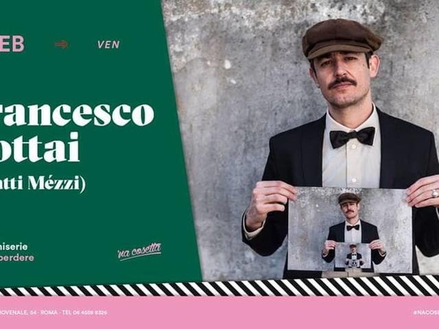 Francesco Bottai live a  Na Cosetta - Cronaca - Anygator.com 25dc68a41d