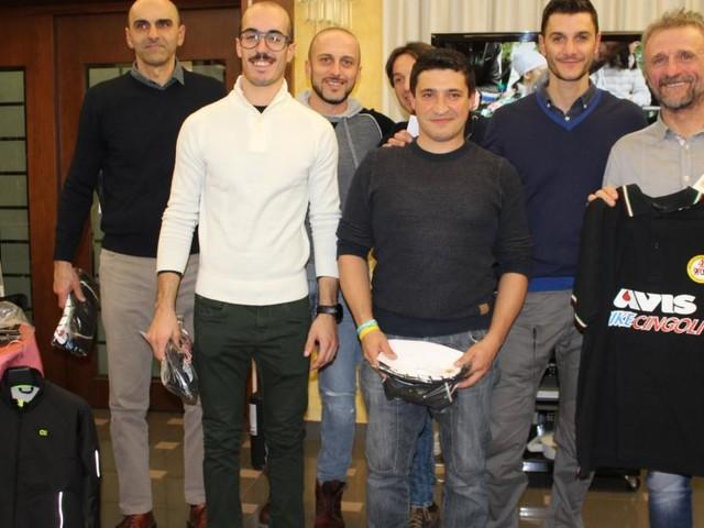 """Grande partecipazione alla """"Cena di fine stagione"""" del Gs Avis Bike Cingoli (FOTO)"""