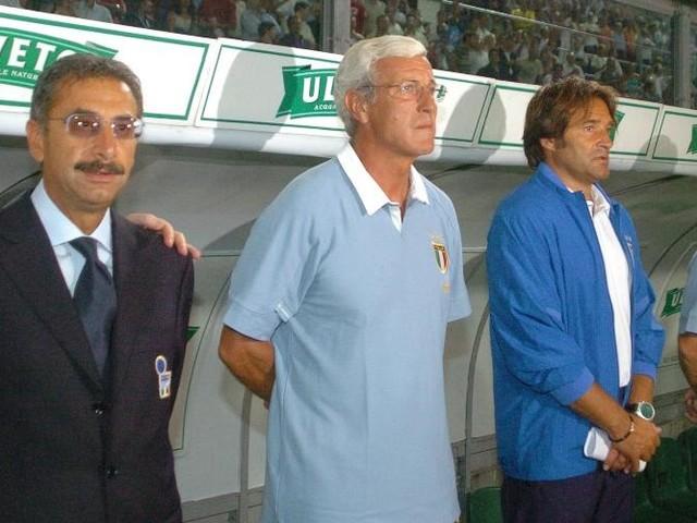 """Narciso Pezzotti: """"La mia vita da vice Lippi tra Juve, Samp e Italia 2006"""""""