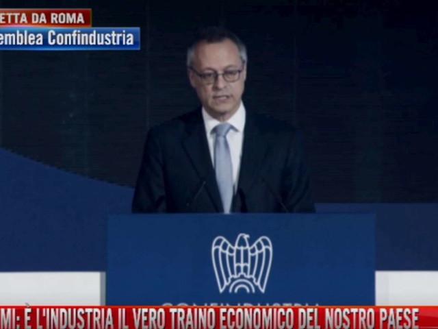 """Confindustria, Bonomi: """"LoStato rinunci temporaneamente a Iva e accise   Riforme ora, no a chi flirta con i No vax"""""""