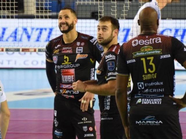 Volley, la Lube sfida il Modena al PalaPanini: come seguire la partita in tv