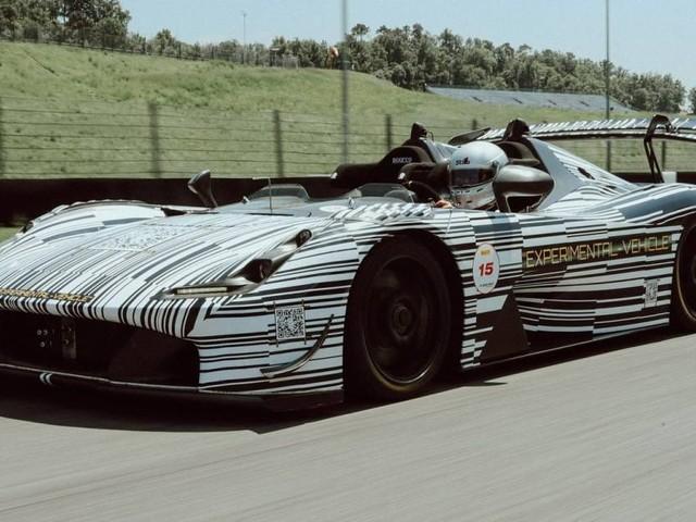 Dallara EXP - La Stradale da trackday