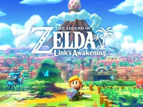 Il remake di Zelda Link's Awakening per Switch ha una data di uscita: il trailer E3 2019