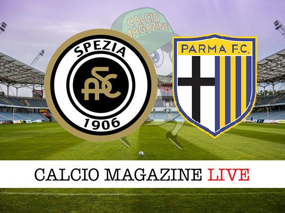 Spezia – Parma: cronaca diretta live, risultato in tempo reale