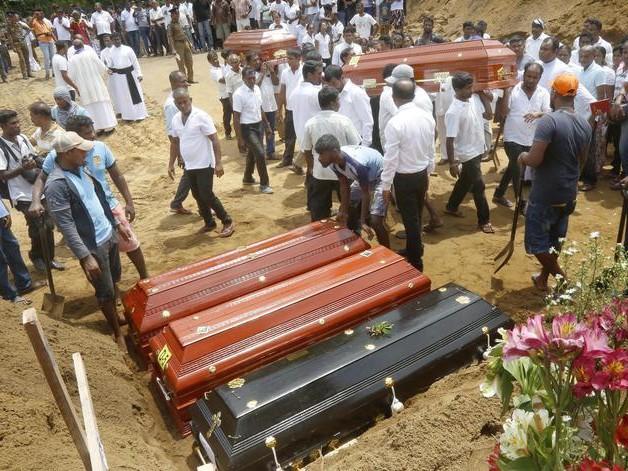 Sri Lanka: bilancio sale a 321 morti