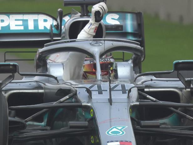 Formula 1, GP Messico 2019: vince Hamilton, ma titolo rimandato. Vettel 2°, Leclerc 4°