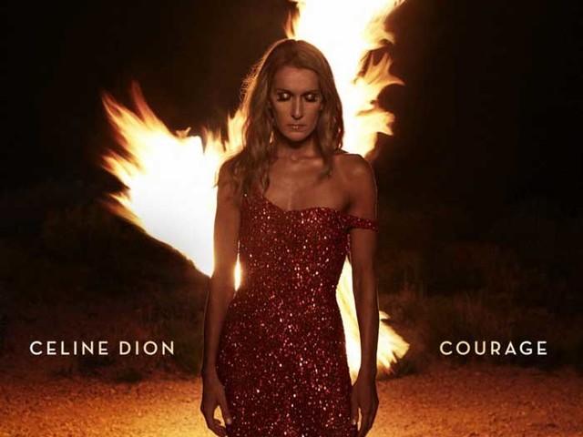 Céline Dion – Courage: info e titoli delle canzoni nel nuovo album in inglese