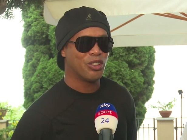 """Ronaldinho: """"Dybala? Non so cosa farà, basta che sia felice. Mi aspetto molto dal Milan"""""""