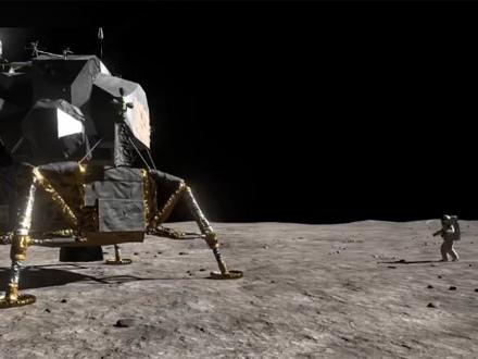 Oculus per i 50 anni dal primo sbarco sulla Luna