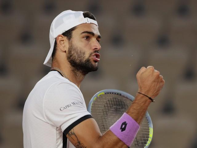 Berrettini-Djokovic in TV al Roland Garros, orari e dove vederla