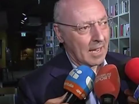 """Marotta: """"Napoli ed Inter tra le prime tre, ma azzurri avvantaggiati"""""""