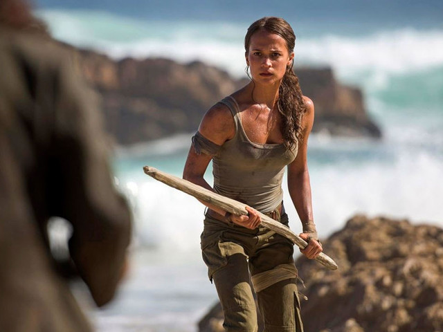 Tomb Raider: il nuovo trailer del film reboot con Alicia Vikander