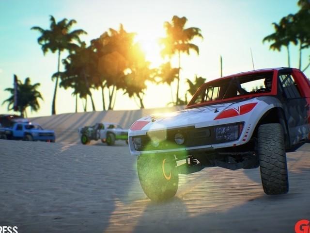 Le gare off-road di Gravel si mostrano alla Gamescom
