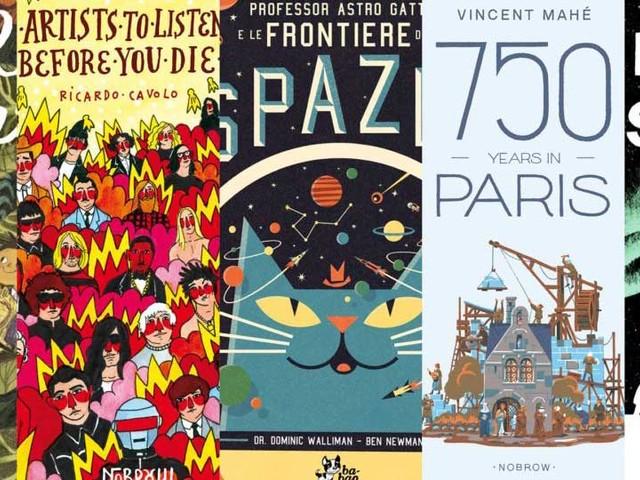 Arriva Treviso Comics il meglio dei fumetti e della graphic novel