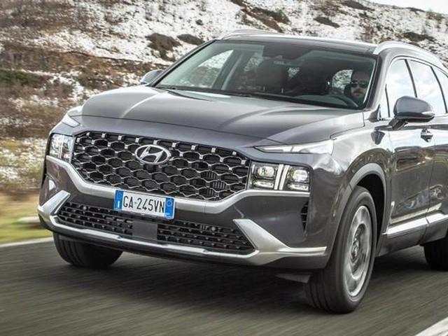 Hyundai Santa Fe 20th Anniversary full hybrid: caratteristiche e prezzo