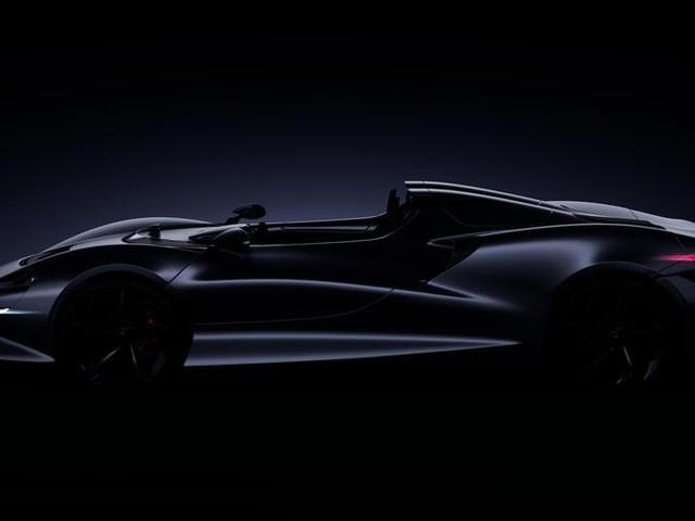 """McLaren, una barchetta per completare la gamma """"Ultimate Series"""""""