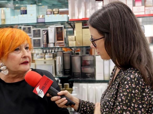 """Voce ai commercianti di Civitanova, Vittoria Profumi: """"Sì al centro ma non a quello... commerciale"""" (FOTO E VIDEO)"""