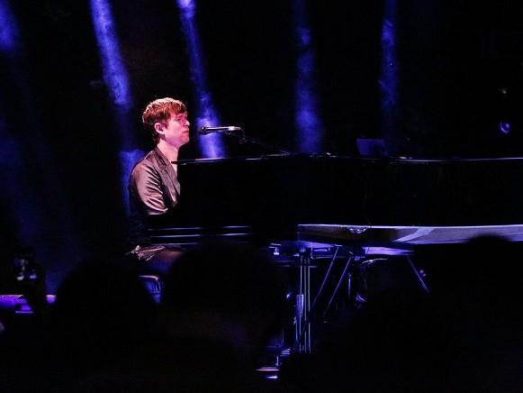 James Blake ha suonato live tre nuovi pezzi inediti