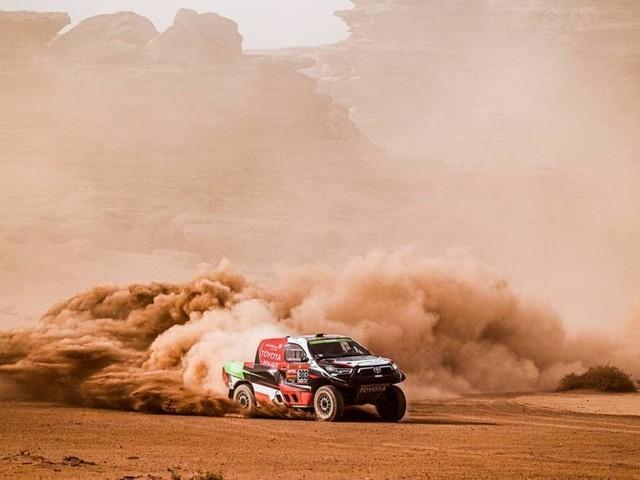 Dakar 2021, Stage 10 - Vince Al Rajhi, Peterhansel terzo resta leader