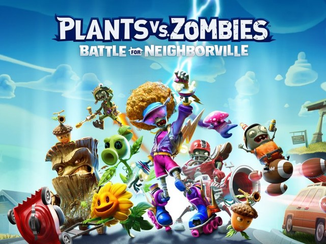 Plants vs. Zombies: La Battaglia di Neighborville disponibile da oggi