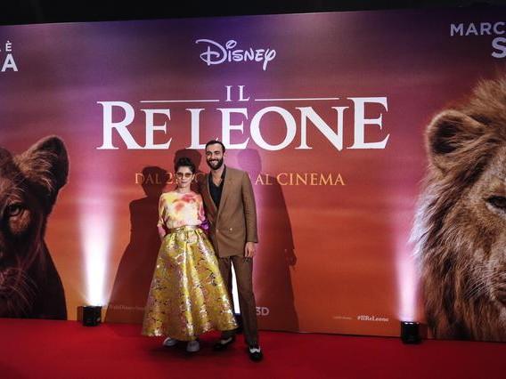 Il Re Leone, avventura formato famiglia