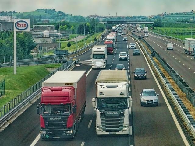 In Italia troppi autocarri vecchi, divario tra nord e sud