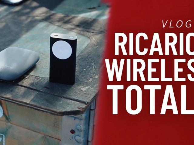 Ricarica totalmente wireless per iPhone ed Apple Watch