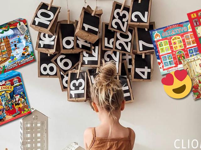 Calendari dell'avvento 2020 per bambini