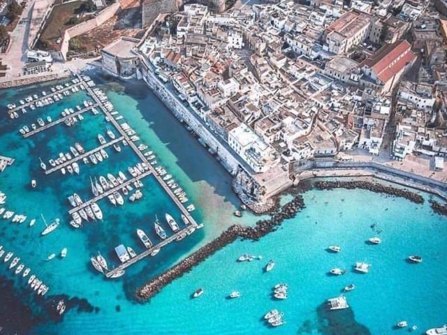 Pontili da smontare a Otranto, appello del territorio al ministro Franceschini