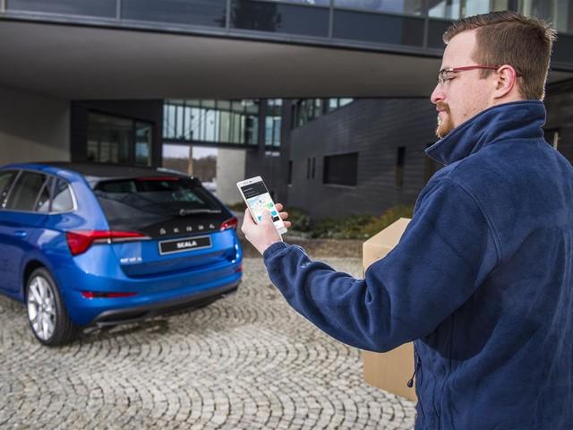 Skoda: l'auto come destinazione degli acquisti online