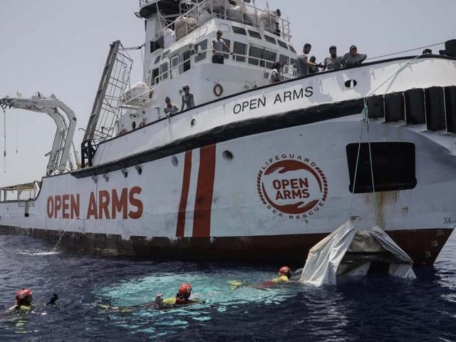 Open Arms, la procura di Agrigento avvia un'indagine contro ignoti