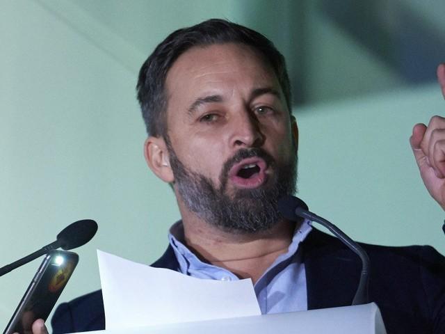 """Abascal avverte: """"La sinistra vuole islamizzare la Catalogna"""""""