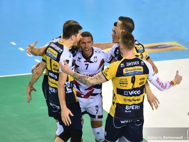 LIVE Perugia-Modena 3-1 volley, Superlega in DIRETTA: gli umbri conquistano una vittoria importantissima e volano in seconda posizione. Leon incontenibile!