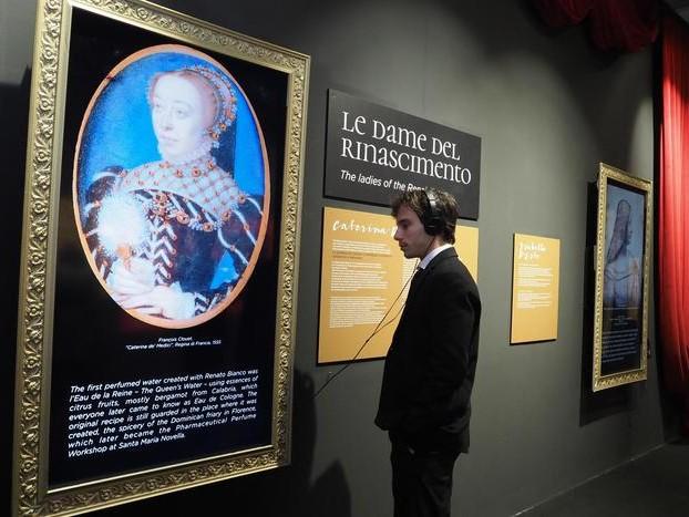 Leonardo da Vinci parrucchiere studiò anche le tinture e ricette di cosmetica