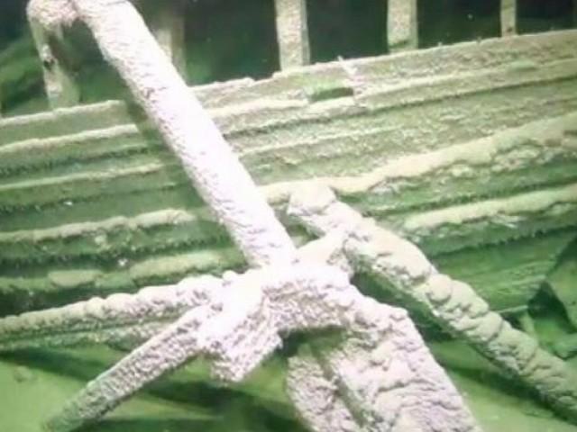 Nel Mar Nero, sono state scoperte 60 navi vecchie di 2500 anni