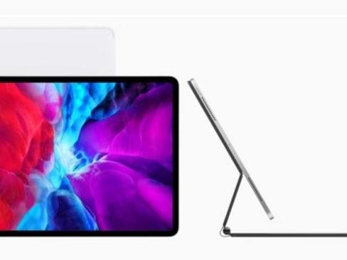 Apple ha presentato il nuovo iPad Pro 2020 con scanner LiDAR e Magic Keyboard con trackpad