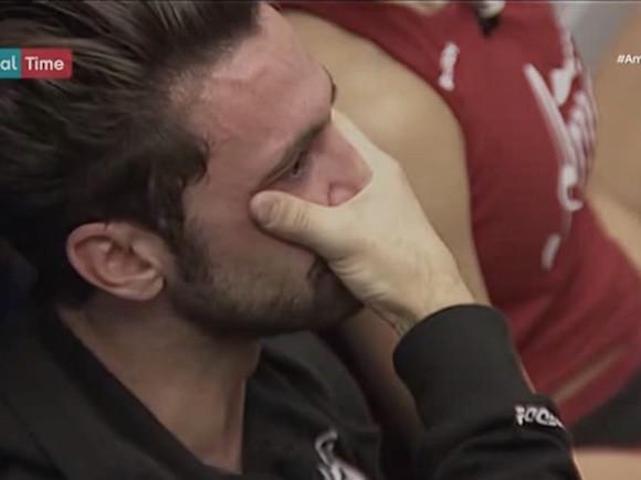 Amici 17, daytime 17 gennaio 2018. Luca in lacrime dopo un confronto con Di Francesco – Video