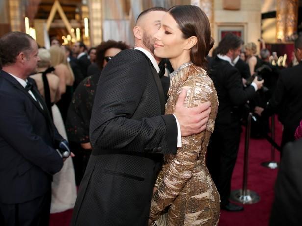 """Jessica Biel: """"Ecco perché io e Justin non ci siamo baciati a lungo"""""""