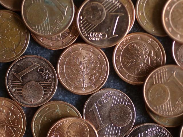 Il Pd propone lo stop alle monete da 1 e 2 centesimi