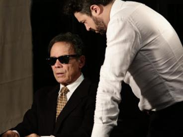 ENNIO COLTORTI in 'BUSCETTA, Santo o Boss?' di Vittorio Cielo. Teatro Stanze Segrete, 21 novembre - 8 dicembre
