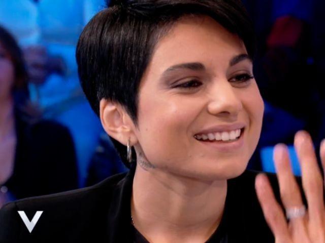 Giordana Angi è tornata single: due di picche per la cantante