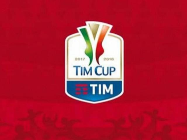 Coppa Italia calendario 2017/18: partite ottavi di Tim Cup in diretta tv