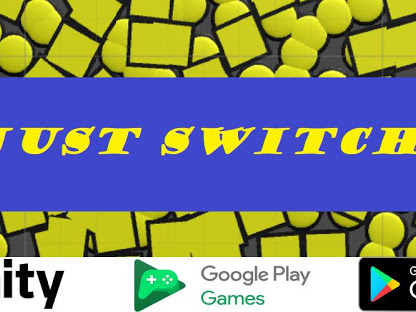 Just Switch approda sul Play Store e vi manderà fuori di testa!