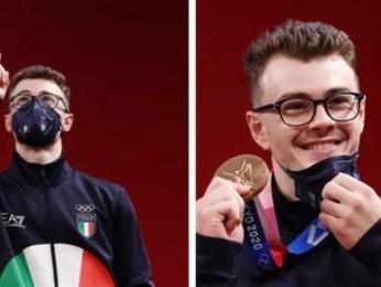 Medaglia per il Fvg alle Olimpiadi di Tokyo, il pesista pordenonese Zanni conquista il bronzo