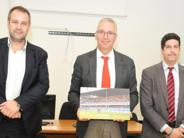 Rugby: test match estivo Italia-Russia a San Benedetto, il grazie della Nazionale al Presidente Ceriscioli