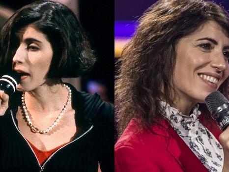 Da E poi a Scelgo ancora te la foto-storia di Giorgia, ospite a Sanremo 2018 l'8 febbraio