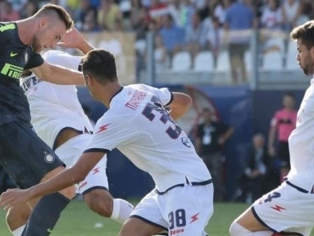 Inter, polemiche per l'esultanza di Spalletti a Crotone
