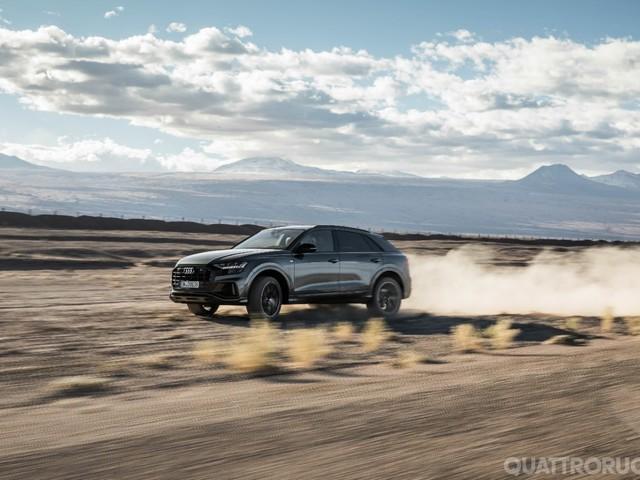 Audi - Al volante della Q8 - VIDEO