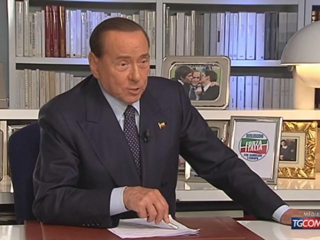 """Governo, Berlusconi: """"Non sosterremo Conte, ma Forza Italia si stringe alle istituzioni"""""""