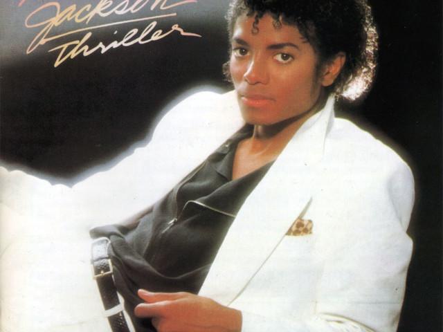 Thriller (1982) di Michael Jackson